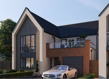 "Thumbnail 4 bed property for sale in ""Siena"" at Blanchard Road, Tadpole Garden Village, Swindon"