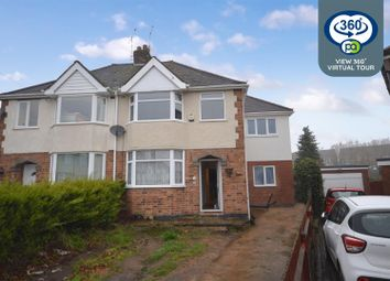 Thumbnail 5 bed semi-detached house for sale in Hermits Croft, Cheylesmore, Coventry