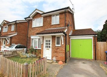 3 bed detached house for sale in Swallows Green Drive, Worthing, West Sussex BN13