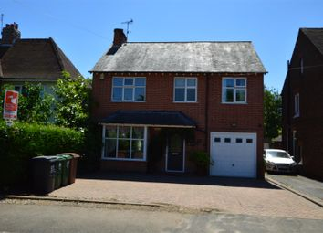 Thumbnail 4 bed detached house for sale in Westfield Drive, Loughborough
