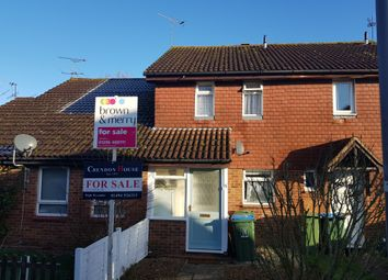 Thumbnail 2 bed terraced house for sale in Coppice Way, Coppice, Aylesbury