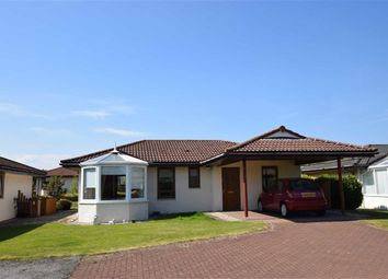 Thumbnail 2 bed detached bungalow for sale in Highland Park Village, Invergordon, Ross-Shire