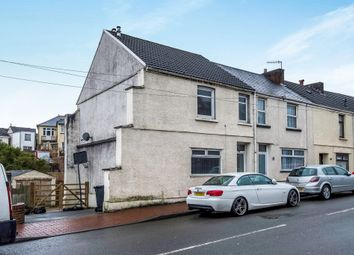Thumbnail 3 bed end terrace house for sale in New Road, Skewen, Neath