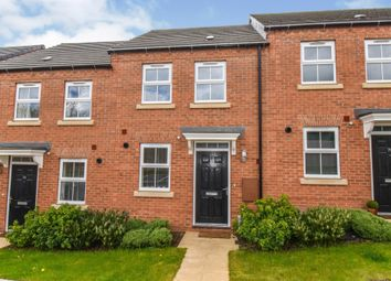 Thumbnail 2 bed terraced house for sale in Longbreach Road, Kibworth Harcourt, Leicester