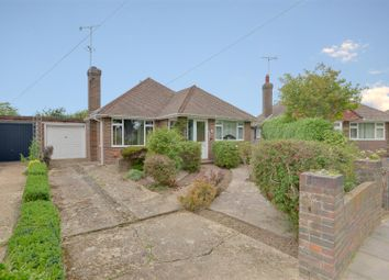 Thumbnail 3 bed detached bungalow for sale in Upton Road, Worthing