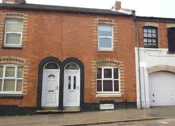 Thumbnail 2 bed terraced house to rent in Spencer Road, The Mounts, Northampton