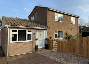 Thumbnail 3 bedroom detached house for sale in Badwell Ash, Bury St Edmunds, Suffolk