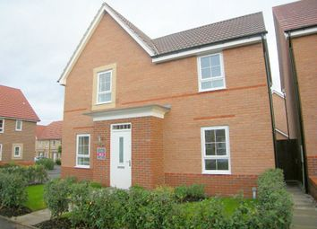 Thumbnail 4 bed detached house to rent in Edgbaston Drive, Retford