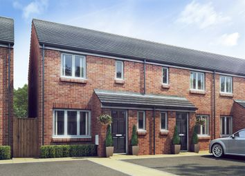 "Thumbnail 3 bedroom end terrace house for sale in ""The Hanbury"" at Olton Boulevard West, Tyseley, Birmingham"