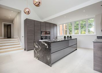 Thumbnail 5 bedroom detached house for sale in Wrens Hill, Oxshott, Leatherhead