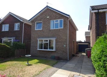 Thumbnail 3 bed detached house for sale in Keble Park North, Bishopthorpe, York