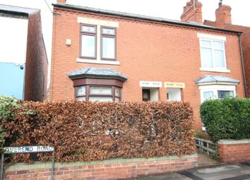 Thumbnail 3 bed semi-detached house for sale in Overend Road, Worksop
