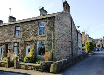 Thumbnail 3 bed end terrace house for sale in High Lea Road, New Mills, High Peak