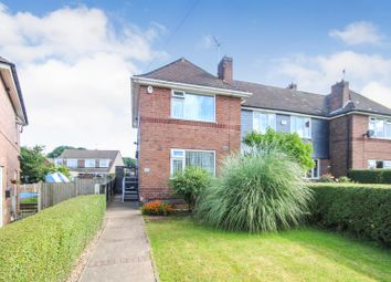 Thumbnail 2 bedroom end terrace house for sale in Coppice Road, Arnold, Nottingham
