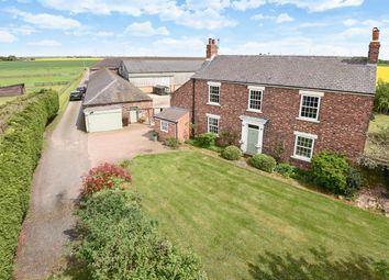 Thumbnail 5 bed detached house for sale in Priory Farm, Rawcliffe Bridge, Goole