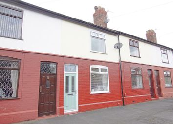 Thumbnail 3 bed terraced house for sale in Griffiths Street, Warrington
