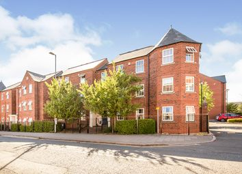 Thumbnail 2 bed flat for sale in Praetor House, Upper Bond Street, Hinckley, Leicestershire