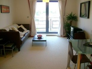 Thumbnail 2 bed flat to rent in 50 Admiral House, The Quays, Castle Quay Close, Nottingham