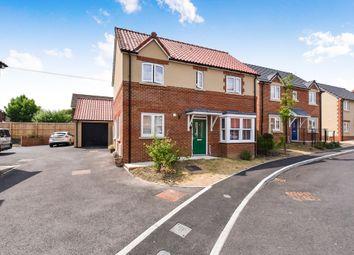 Thumbnail 3 bed detached house for sale in Lion Drive, Milborne Port, Sherborne