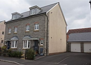 Thumbnail 4 bed detached house for sale in Holly Oak Road, Penllergaer