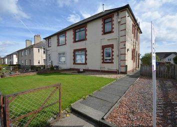 Thumbnail 1 bed flat for sale in Irvine Road, Crosshouse