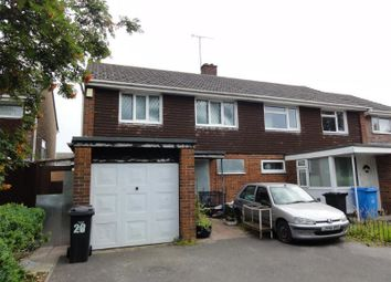 Thumbnail 3 bedroom end terrace house for sale in 28 Bailey Crescent, Poole, Dorset