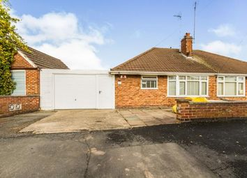 Thumbnail 2 bed bungalow for sale in Spencer Avenue, Thurmaston, Leicester, Leicestershire