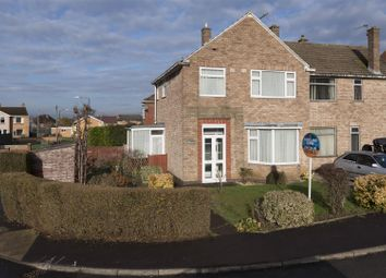 Thumbnail 3 bed semi-detached house for sale in Harrow Road, Whitnash, Leamington Spa