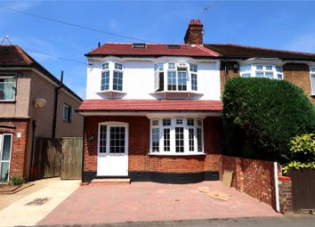 Thumbnail 4 bed semi-detached house for sale in Whippendell Road, Watford