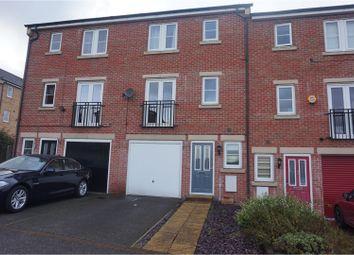 Thumbnail 4 bedroom terraced house for sale in Hazel Lane, East Ardsley, Wakefield