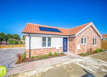 Upland Road, West Mersea, Colchester CO5. 2 bed detached bungalow