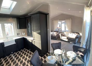 Thumbnail 2 bed mobile/park home for sale in Hayes Country Park, Burnham Road, Battlesbridge