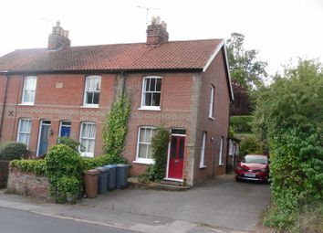 Thumbnail 2 bed semi-detached house to rent in Ipswich Road, Woodbridge