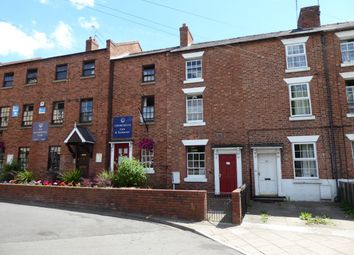 Thumbnail 1 bed flat to rent in Meadow Terrace, Shrewsbury