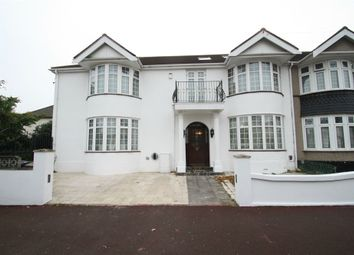 Thumbnail 6 bed semi-detached house for sale in Beccles Drive, Barking, Essex