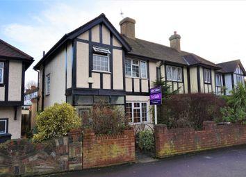 Thumbnail 3 bed semi-detached house for sale in Croydon Road, Croydon