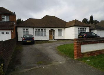 Thumbnail 3 bed bungalow to rent in Corbets Tey Road, Upminster