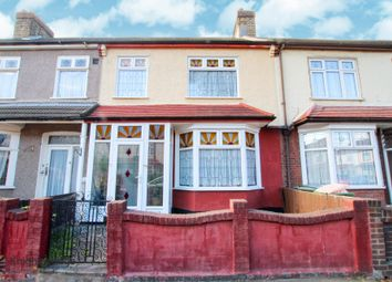 Thumbnail 3 bed terraced house for sale in Johnstone Road, East Ham