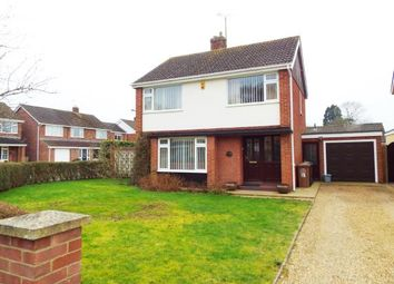 Thumbnail 3 bed detached house for sale in South Wootton, King's Lynn, Norfolk