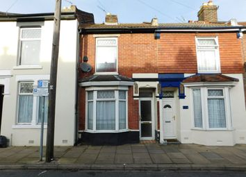 Thumbnail 3 bedroom terraced house for sale in Lower Derby Road, Portsmouth