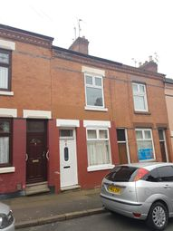 Thumbnail 3 bed terraced house for sale in Cromford Street, Highfields, Leicester