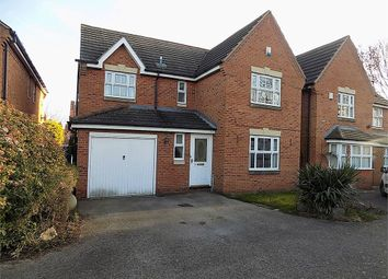 Thumbnail 4 bed detached house to rent in Holme Way, Worksop, Nottinghamshire