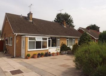 Thumbnail 2 bed bungalow for sale in Arrowsmith Drive, Alsager, Stoke-On-Trent