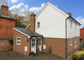 Thumbnail 1 bed flat for sale in High Street, Tenterden