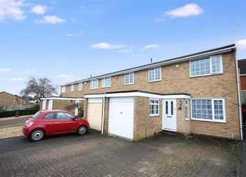 Thumbnail 3 bed end terrace house for sale in Larchmore Close, Greenmeadow, Swindon