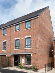 Thumbnail 4 bed semi-detached house for sale in Off Great North Road, Morpeth, Northumberland