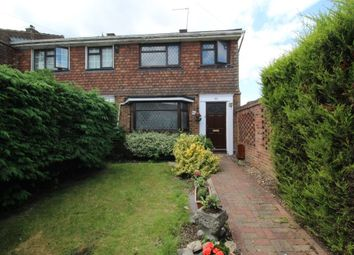 Thumbnail 3 bed semi-detached house to rent in Seagull Road, Rochester