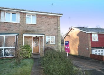 Thumbnail 3 bed semi-detached house for sale in Headley Grove, Tadworth