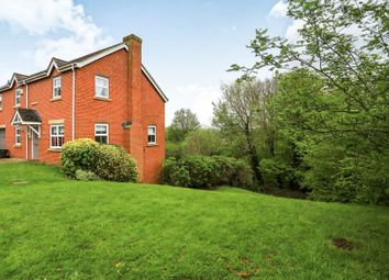 Thumbnail 5 bed detached house for sale in Field Rise, Swindon