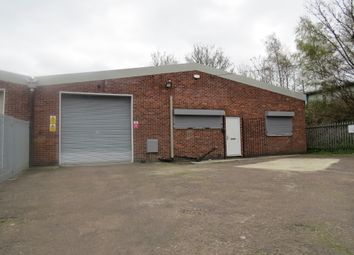 Thumbnail Industrial to let in Piccadilly, Bullwell, Nottingham